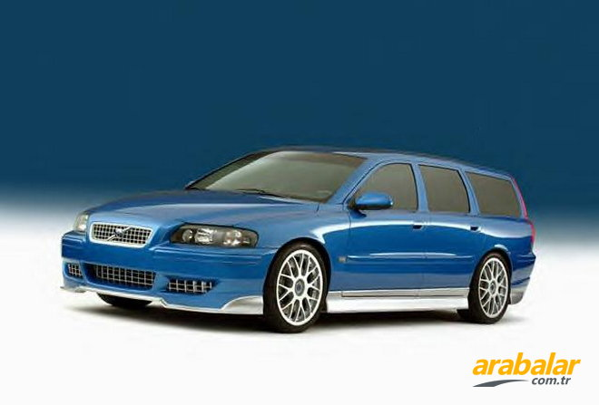 2003 Volvo V70 2.3 T5 Geartronic