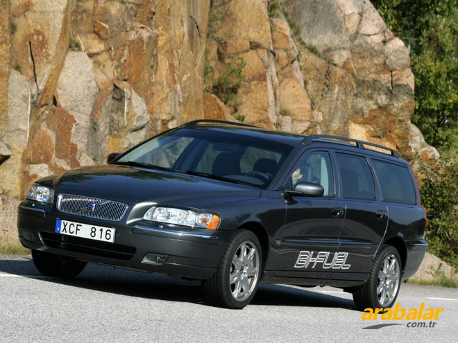 2007 Volvo V70 2.5 T AWD Kinetic