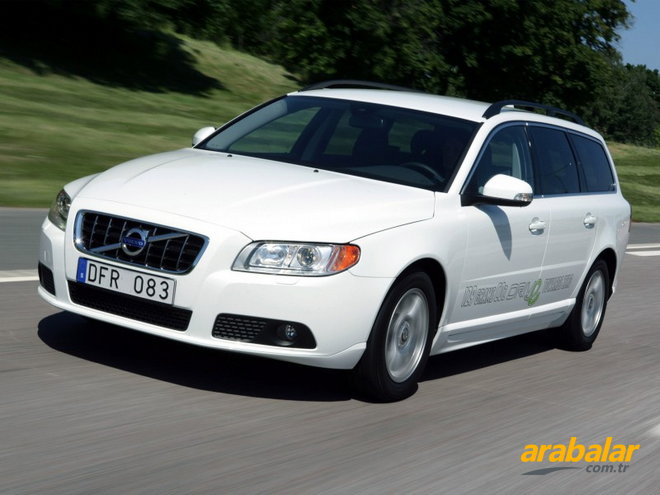 2010 Volvo V70 2.4 D D5 Geartronic
