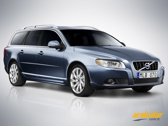 2011 Volvo V70 2.0 D D3 Premium Geartronic