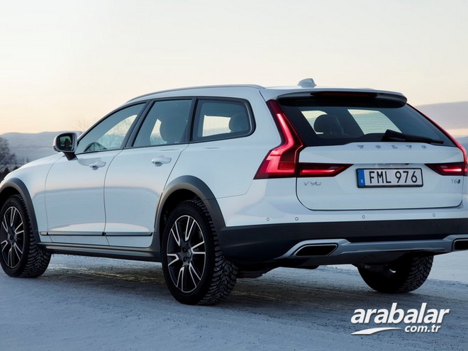 2017 Volvo V90 Cross Country D5 2.0 Plus
