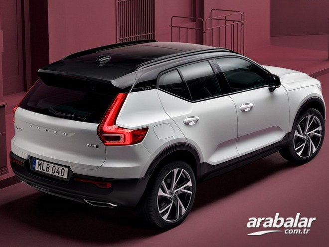 2018 volvo xc40 1 5 t3 momentum. Black Bedroom Furniture Sets. Home Design Ideas