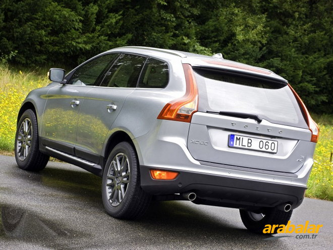 2011 Volvo XC60 3.0 T6 AWD Advance Geartronic