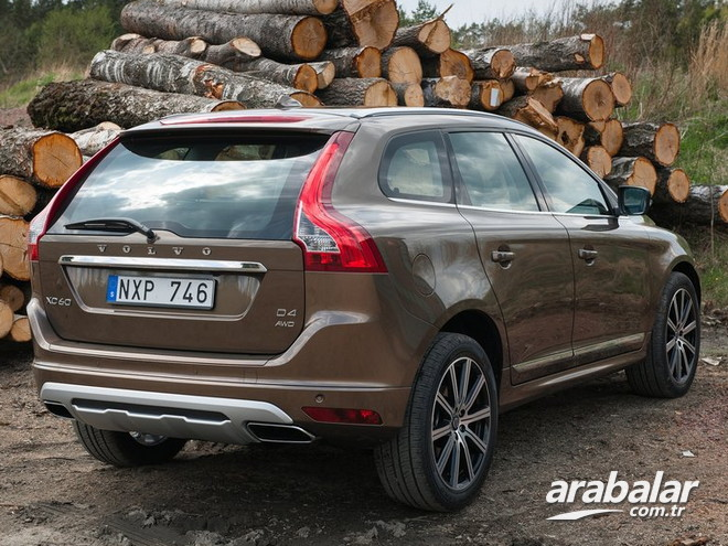 2016 Volvo XC60 2.0 D4 Advance