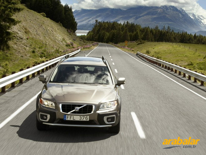 2008 Volvo XC70 2.4 D D5 AWD Premium Edition Geartronic