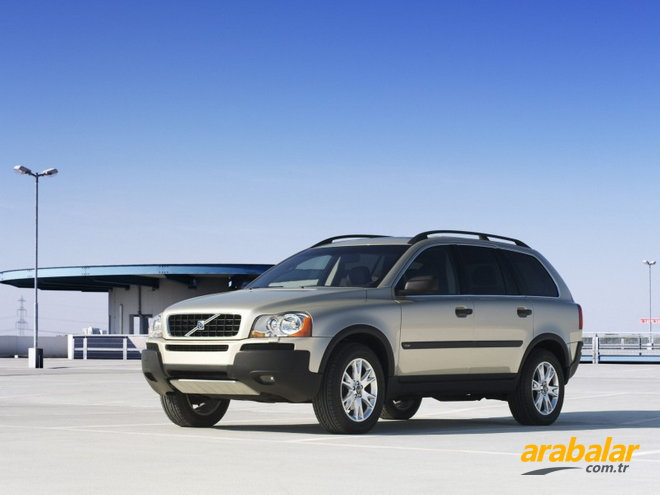2006 Volvo XC90 2.5 T Executive Otomatik