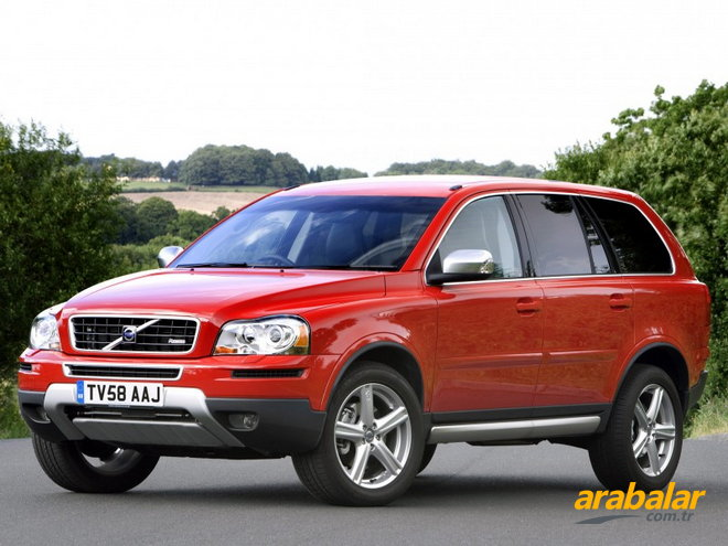 2009 Volvo XC90 3.2 Executive Geartronic
