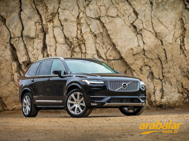 2017 Volvo XC90 2.0 D5 Inscription